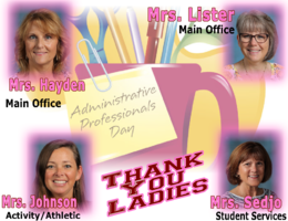April 22nd: Happy Administrative Professionals Day