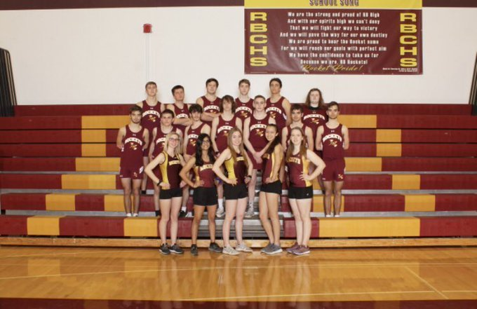 Class of 2020 Track & Field Team