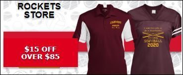 Get Your Rockets Spirit Wear!